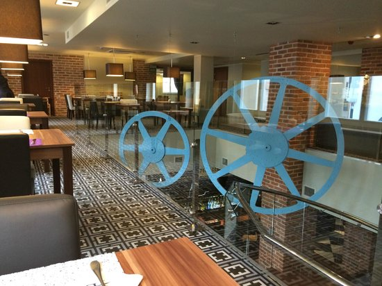 Sala Sniadaniowa Picture Of Hotel Elblag Elblag Tripadvisor