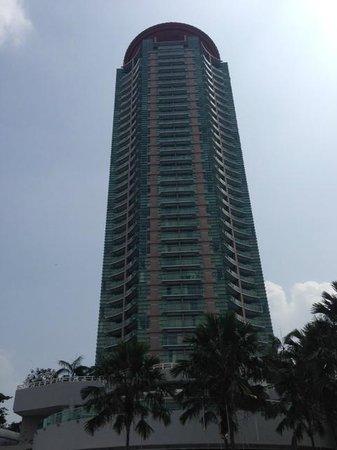 Chatrium Hotel Riverside Bangkok: The hotel