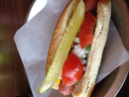 Seaside Dawgs & Beef : Yum
