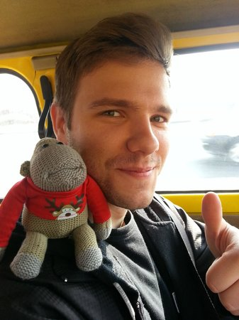 Crazy Guides - Private Tours : our guide Young Kuba..brilliant