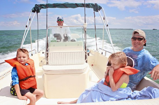 Take Me There Charters: Capt Tommy