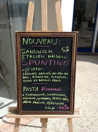 Ottavio Pizza : Les formules