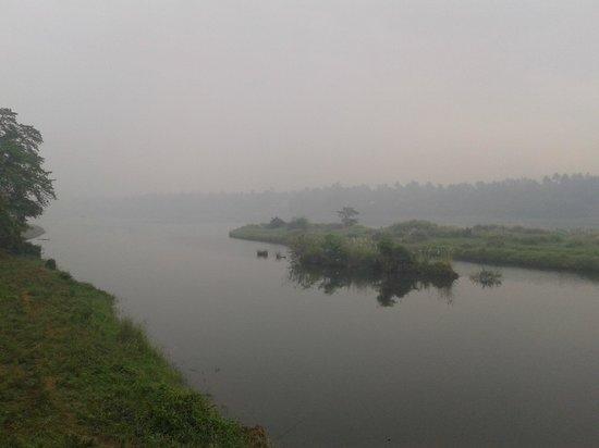 Birthplace of Sri Adi Shankara: Purna river