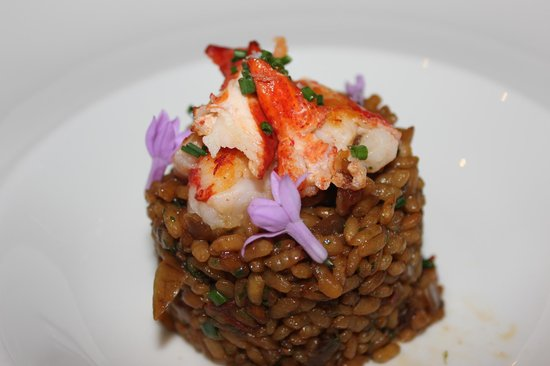 Restaurant Montiel: Lobster's rice