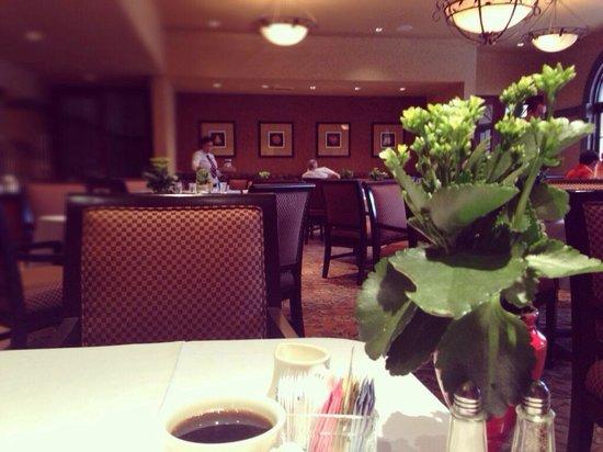 Sheraton Pasadena: Restaurante Mediterráneo