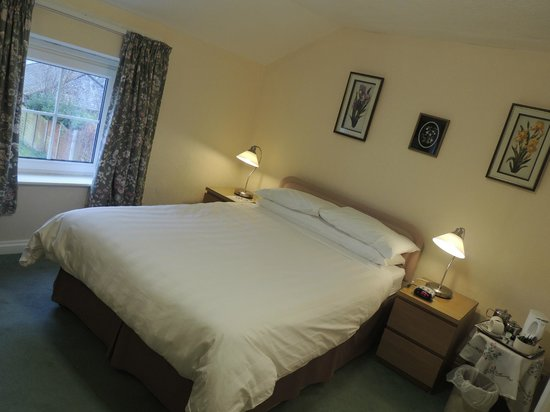 Surrone House: Standard Double Room