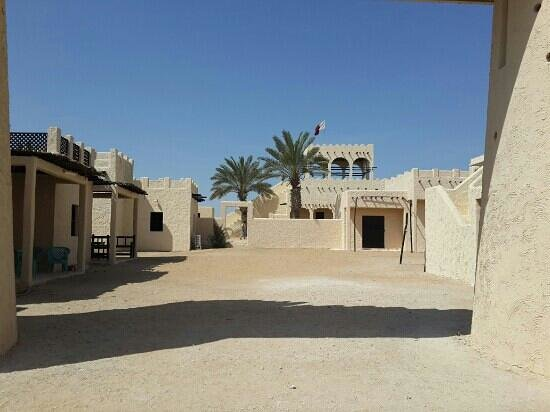 First view of Film city when u enter.