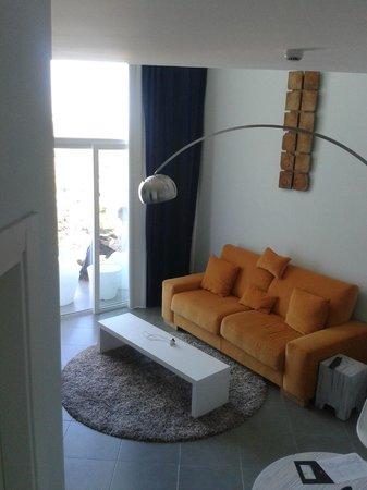 DoubleTree by Hilton Hotel Resort & Spa Reserva del Higueron : planta baja de la suite