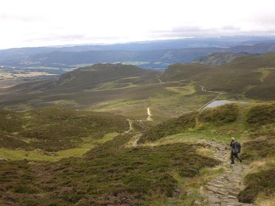 Up and Doon Guided Walks: An amazing view