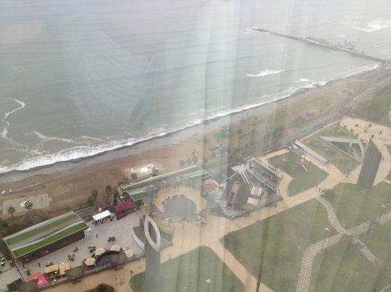 JW Marriott Hotel Lima: Vista desde el piso 24