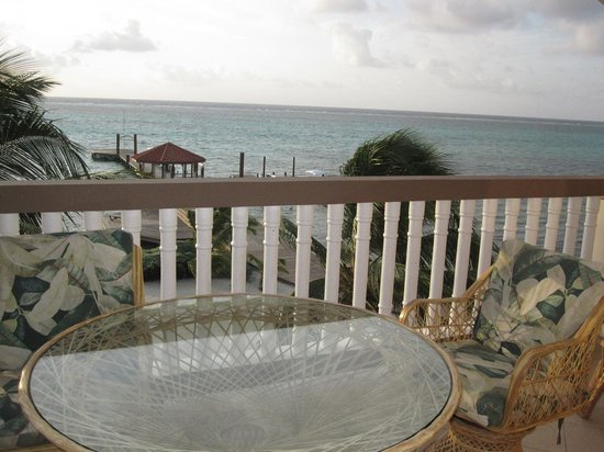 Grand Caribe Belize Resort and Condominiums: views