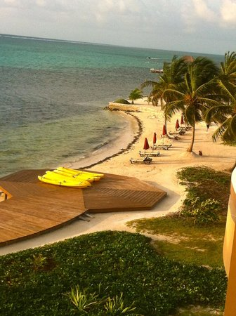 Grand Caribe Belize Resort and Condominiums: beautiful views