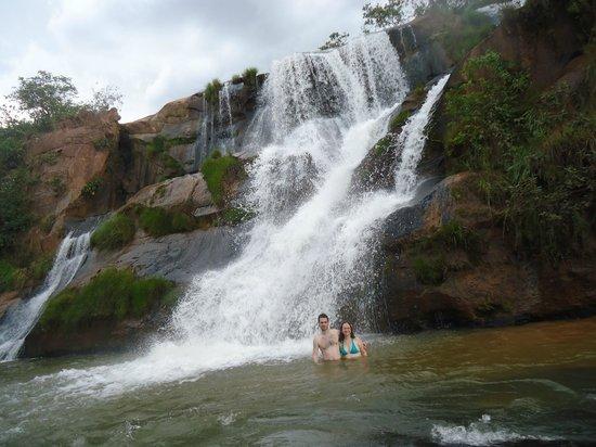 Cachoeira Do Cervo, Paraúna-GO