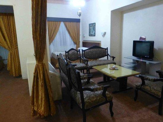 zimmer bild von buali hotel hamadan tripadvisor. Black Bedroom Furniture Sets. Home Design Ideas