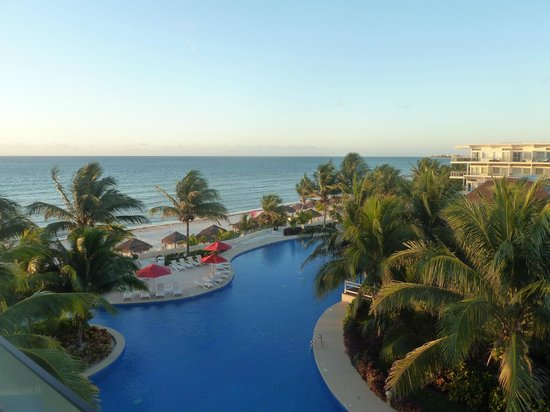 Azul Beach Resort Sensatori Mexico: View from ourroom