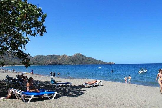 Hotel Riu Guanacaste: Hotel Beach