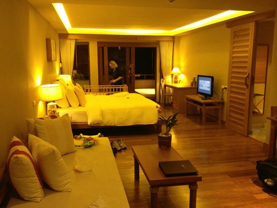 Deva Samui Resort & Spa: Grand Deluxe room