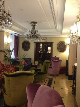 Hotel Andreotti : Lounge