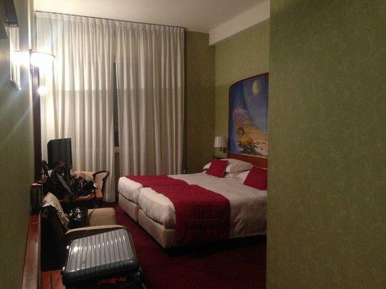 Hotel Manin : Zimmer
