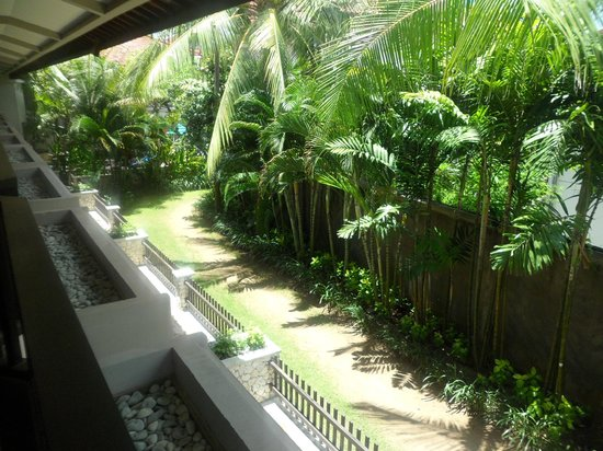Holiday Inn Resort Baruna Bali: View From Our Balcony