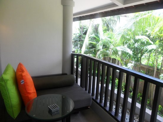 Holiday Inn Resort Baruna Bali: Superior Room Balcony