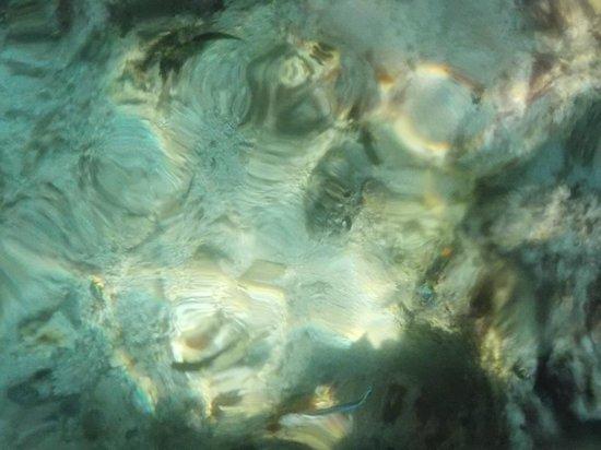 Cinnamon Hakuraa Huraa Maldives: specchio d'acqua dalla nostra camera