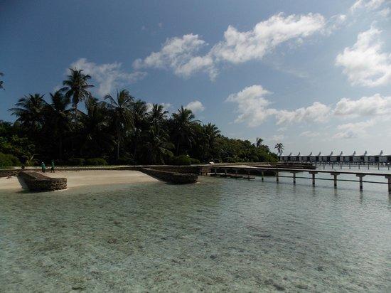 Cinnamon Hakuraa Huraa Maldives: dalla passerella
