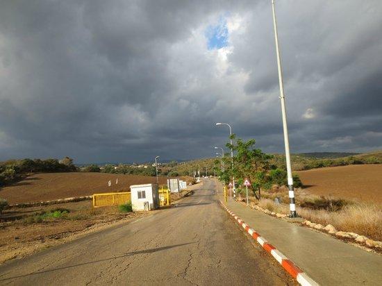 Bet Lehem HaGelilit, Israel: street