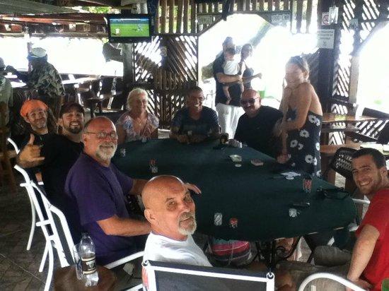 The Point Sports Bar & Grill: Poker Stars