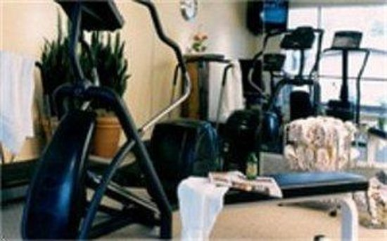The Hotel Waterfront Ivy: FITNESS CENTER