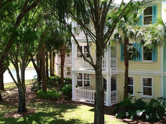 Disney's Old Key West Resort : Old Key West Vacation Homes