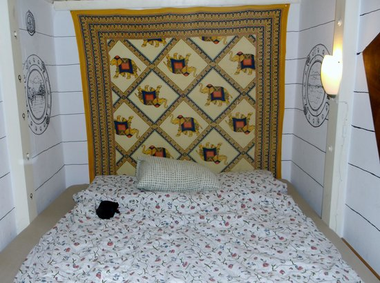 Lavender Circus Hostel : comfy bed