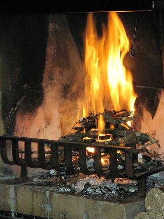Sunparks Ardennen : Petite flambée