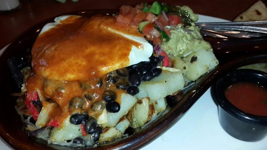 The Good Egg: Macho nacho $10...amazing! Prepare to nap.