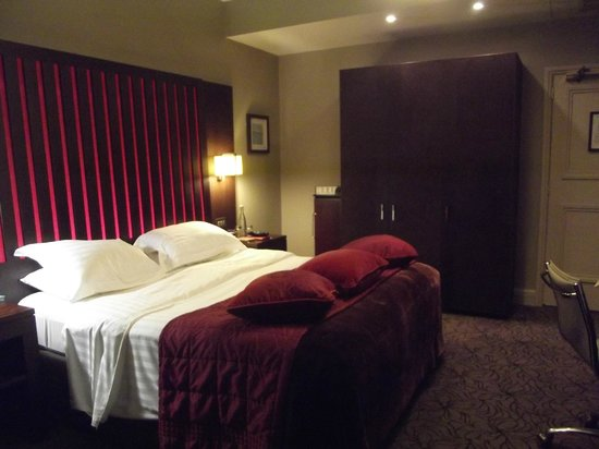 Grand Jersey Hotel & Spa : My room