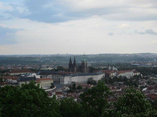 Petrin Tower (Rozhledna) : Собор св. Вите