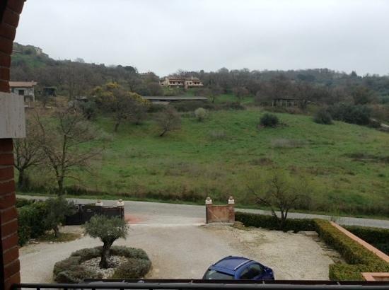 Saturnia Tuscany Hotel: veduta