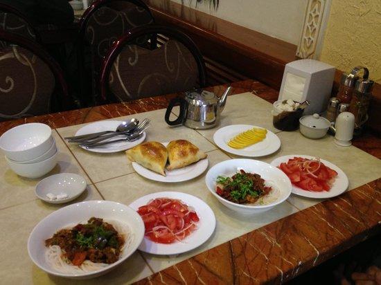 Cafe Faiza: Вкусно!