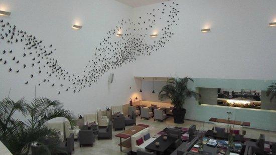Cascais: Pousada lobby