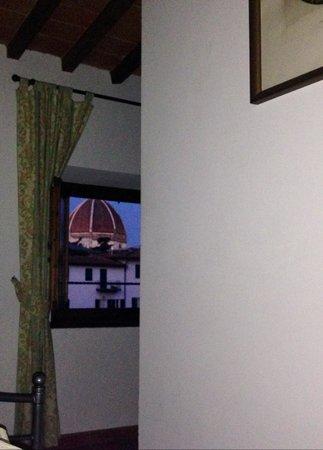 Residenza Il Villino B&B: Room View!!!