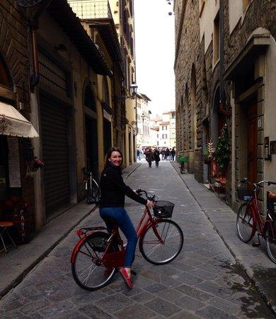 Residenza Il Villino B&B: Bikes 1