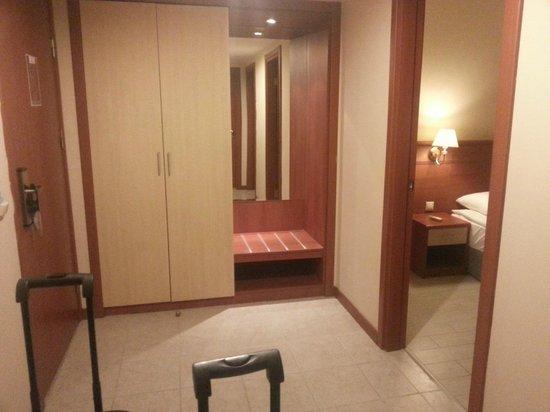 Crystal Paraiso Verde Resort & Spa: Corridor
