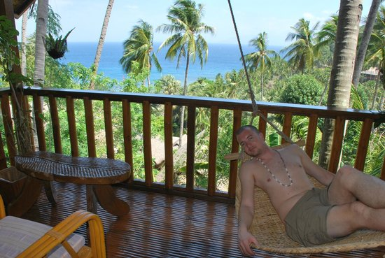 Coco Beach Resort : vue sur la mer
