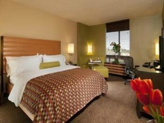 Holiday Inn San Jose - Silicon Valley: Comfortable and Clean Rooms!