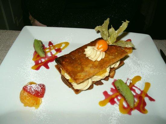 Côté Sud : dessert