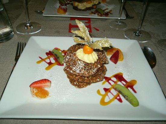Cote Sud: dessert