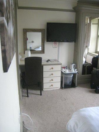 Uplands Hotel: Leven room