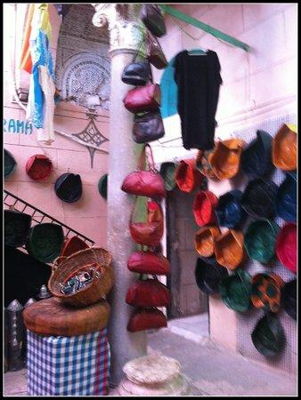 Medina von Tunis: Artesanato local