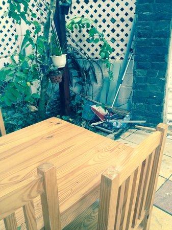 Shena Resort: Dining room