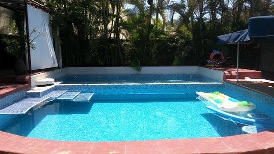 Casa Mafalda Hotel : Pool area